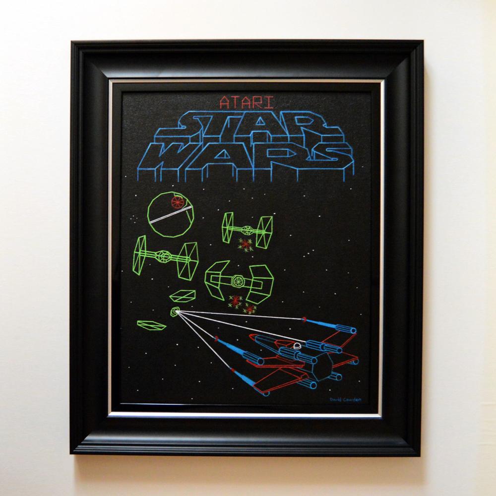 Star-Wars-Framed-Original