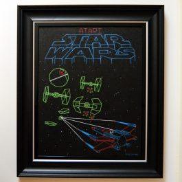 Star Wars Framed Original